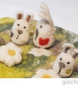 giochi morbide creazioni in lana