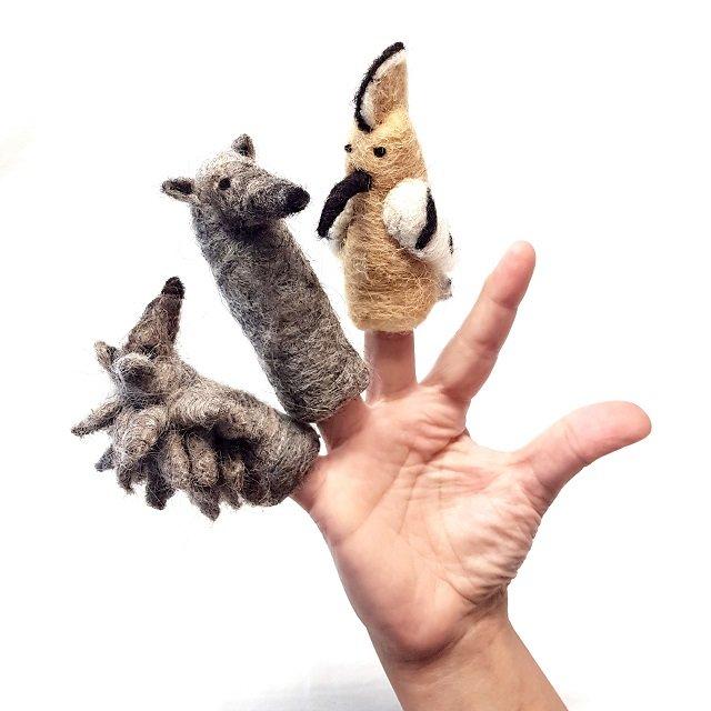3-riccio-lupo-upupa-i-diti-ahimsaamoredilana
