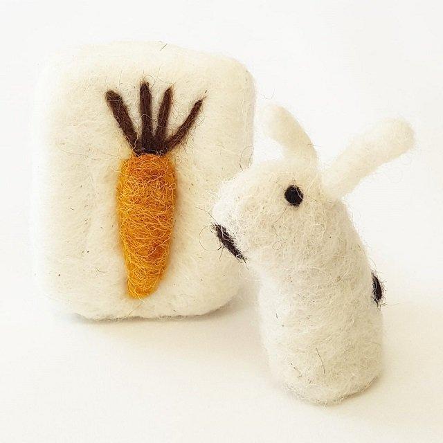 profumatori in lana crunch