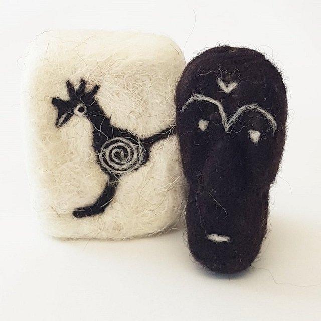 profumatori in lana gabon