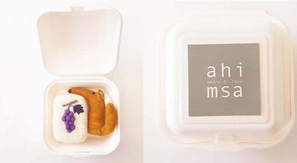 linea+ scatola compostabile