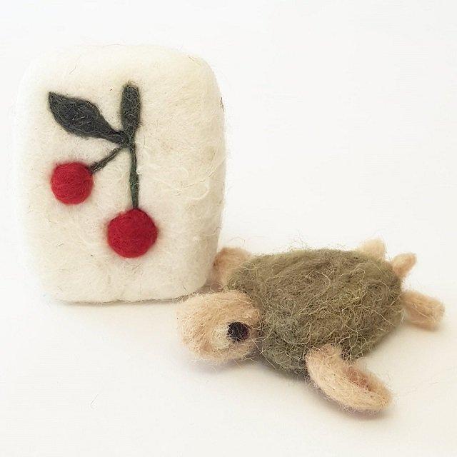 profumatori in lana unatiralaltra